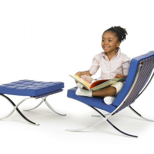 Детское кресло Barselona mini-0