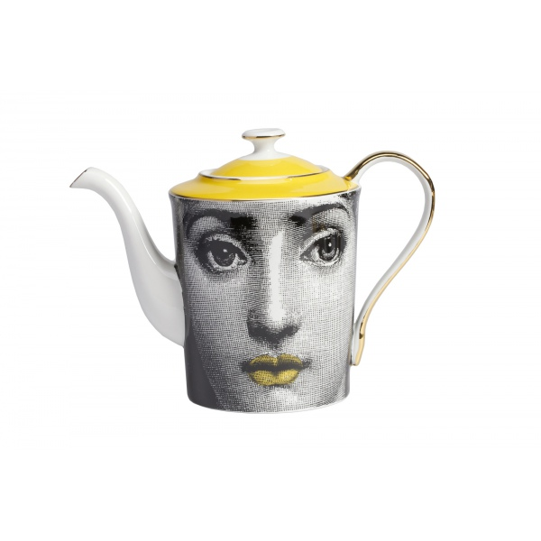 Чайный сервиз Piero Fornasetti Yellow-161