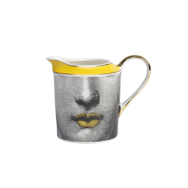 Чайный сервиз Piero Fornasetti Yellow-162