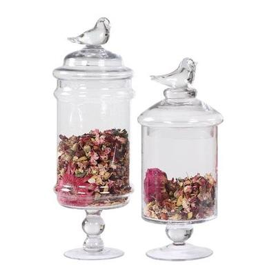 Емкость для хранения Glass Bird -0