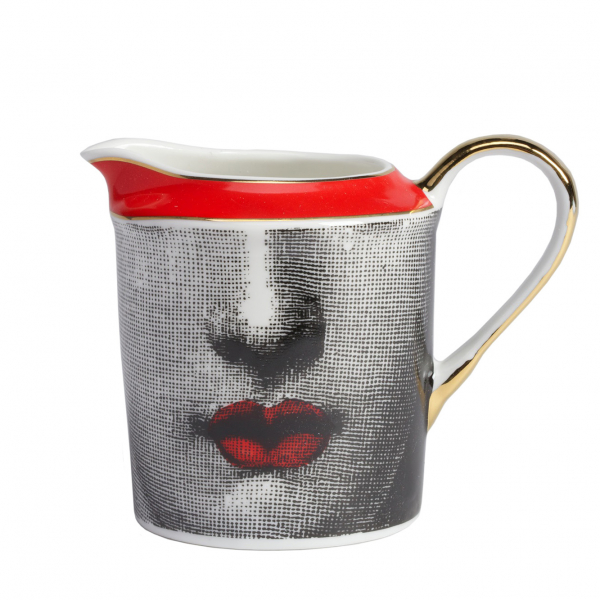 Чайный сервиз Piero Fornasetti Red-173
