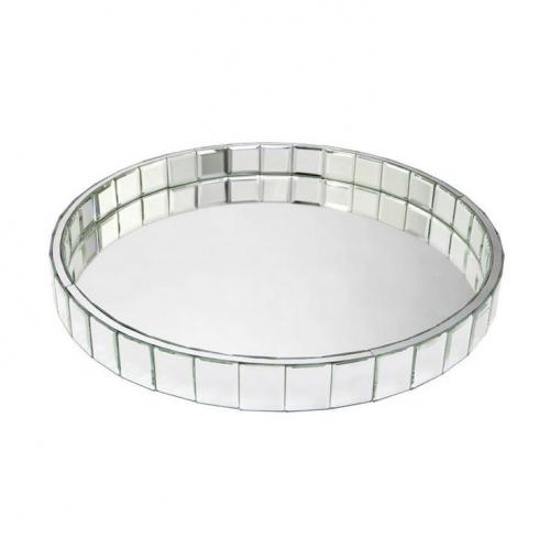 Поднос Circle Mirror-0