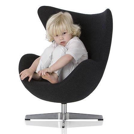 Детское кресло Egg Chair-0