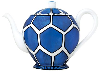 Чайный сервиз Bleus d'Ailleurs-1443