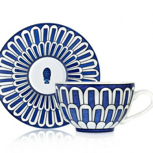 Чайный сервиз Bleus d'Ailleurs-1444