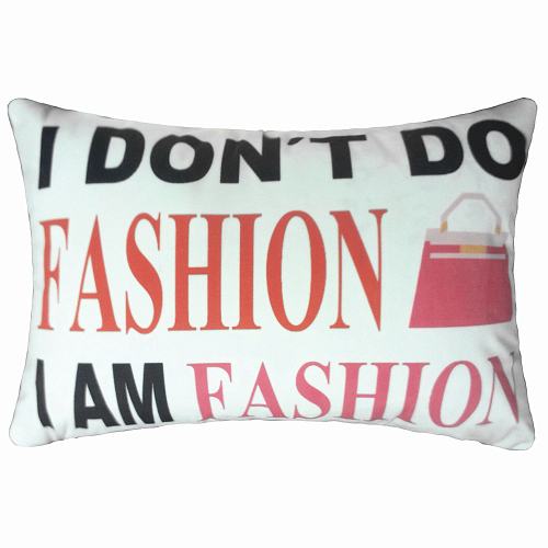 Подушка I am Fashion-0