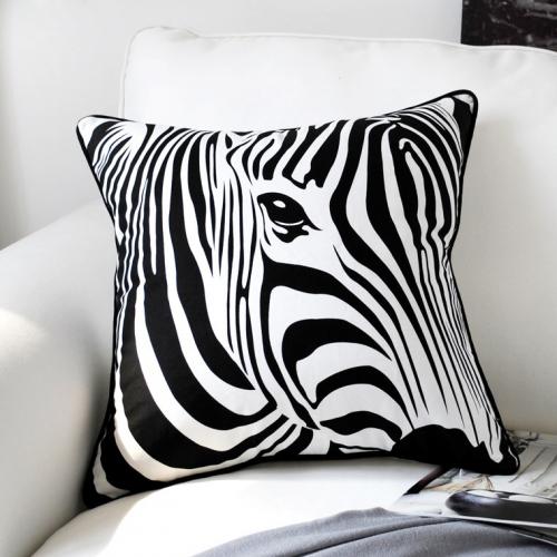 Подушка Zebra-0