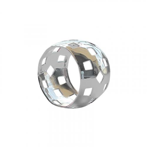 Кольцо для салфеток Silver Bloom-0