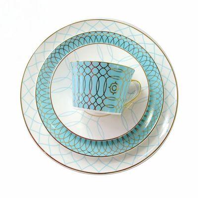 Столовый сервиз из 67 предметов на 6 персон Tiffany-2071