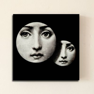Картина Fornasetti Two Faces-0