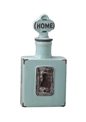 Декоративная бутылка Top Secret Blue-0