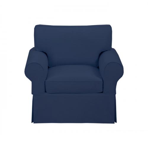 Детское кресло Fantazy Blue Navy-0
