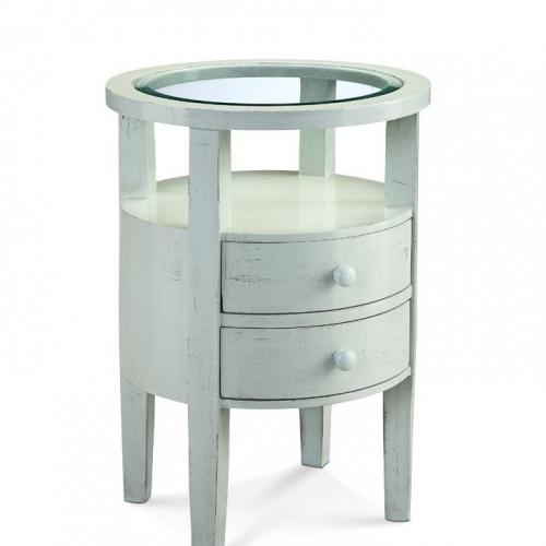 Кофейный столик Lily White-0