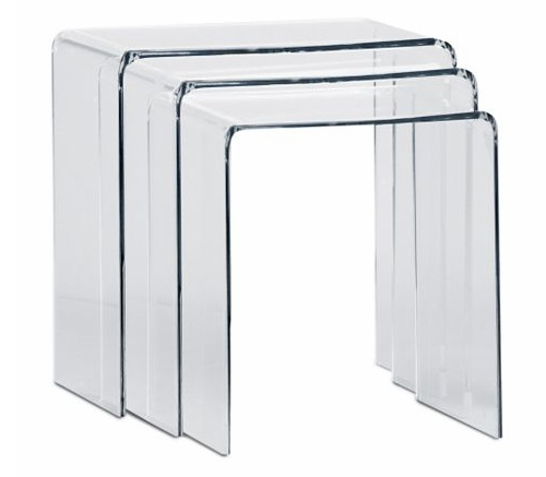 Журнальный стол Illusion Side -0
