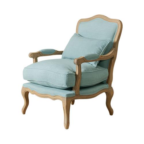 Кресло Adelle Blue-0