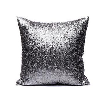 Подушка Disco Silver-0