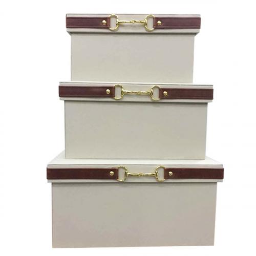 Коробка для хранения Hermes Beige-0