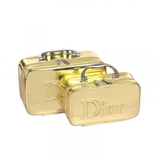 Набор из двух сумок для хранения Dior-0