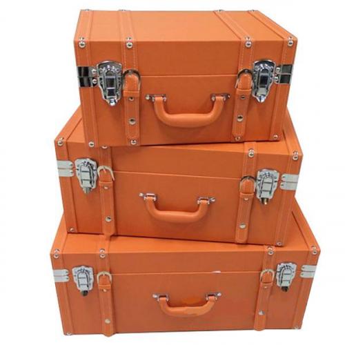 Чемодан для хранения Hermes Trunk Collection-0