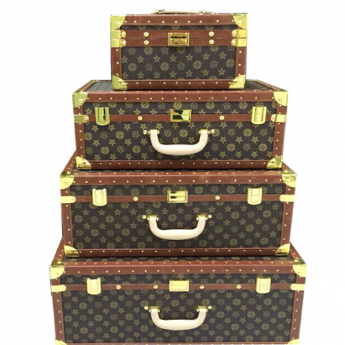 Чемодан LV Vintage Collection-0