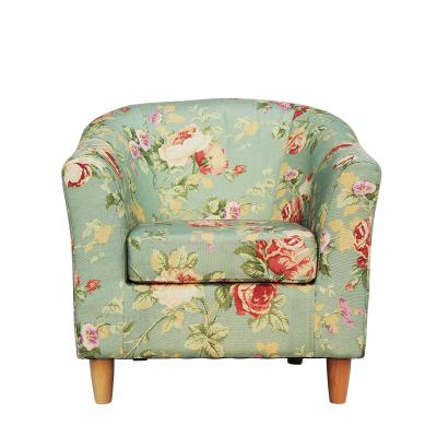 Детское кресло Compozzo French Flower-0