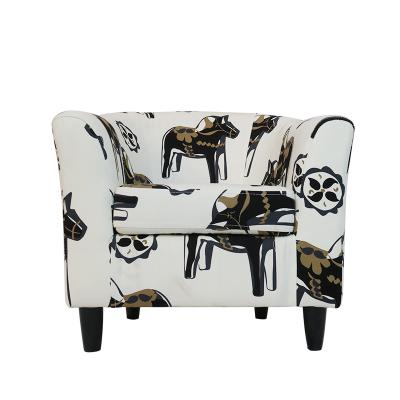 Детское кресло Compozzo French Horsy-0