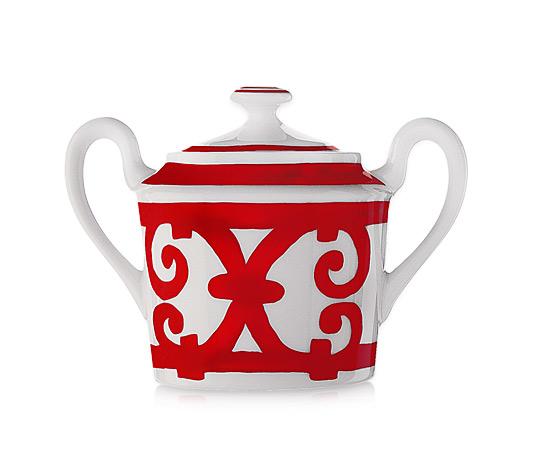 Чайный сервиз Balcon du Guadalquivir Hermes-7224