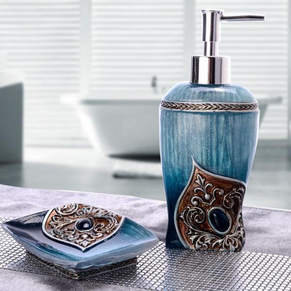 Набор аксессуаров для ванны Aquamarine-0