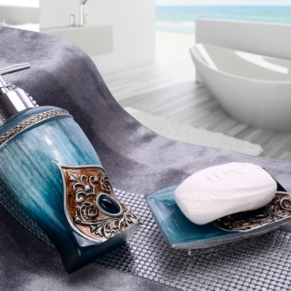Набор аксессуаров для ванны Aquamarine-7307