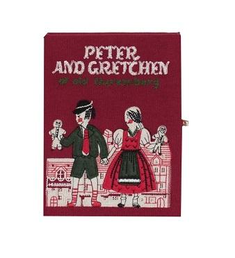 Клатч Pocket Book Red-0