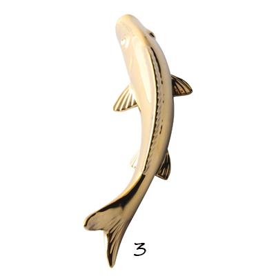 Настенный декор Fish Gold-7798