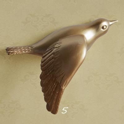Настенный декор Birdy Gold-7526
