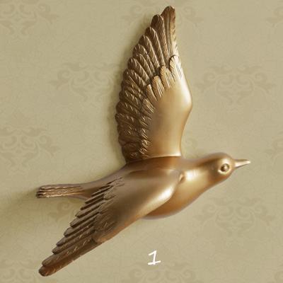 Настенный декор Birdy Gold-7520