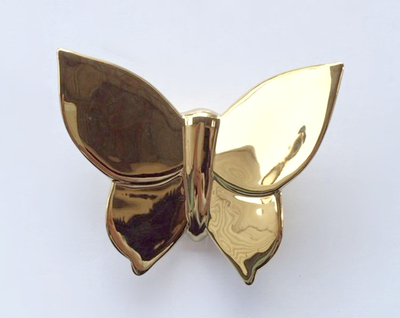 Настенный декор Butterfly Gold-0