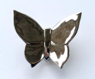 Настенный декор Butterfly Silver-0