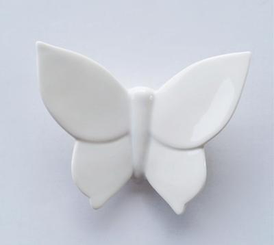 Настенный декор Butterfly White-0