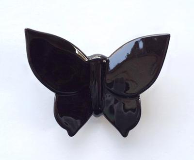 Настенный декор Butterfly Black-0