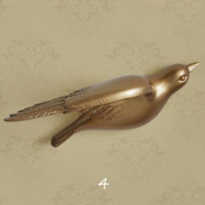 Настенный декор Birdy Gold-7521