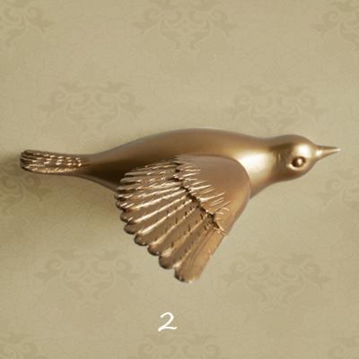 Настенный декор Birdy Gold-7525