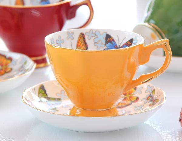 Чайный сервиз ButterFly Story-8057