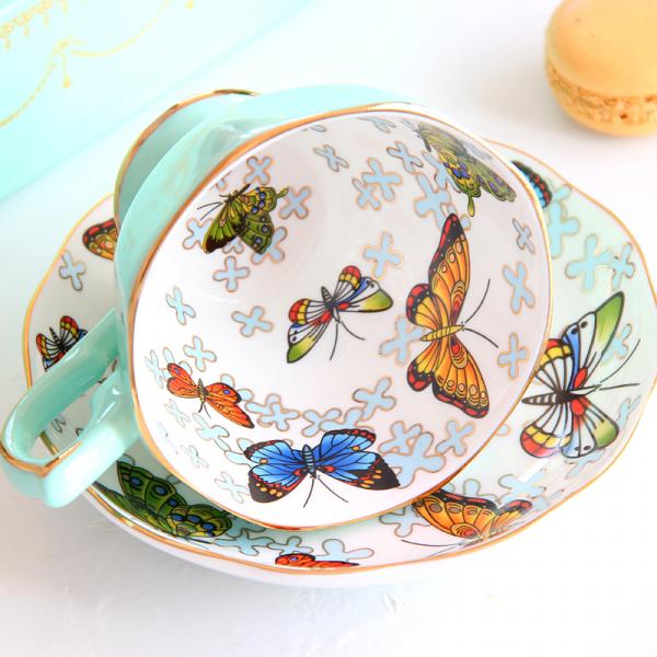 Чайный сервиз ButterFly Story-8056