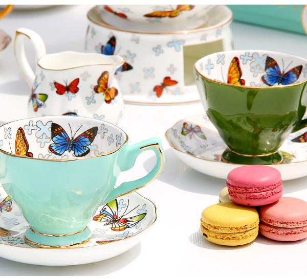 Чайный сервиз ButterFly Story-8053