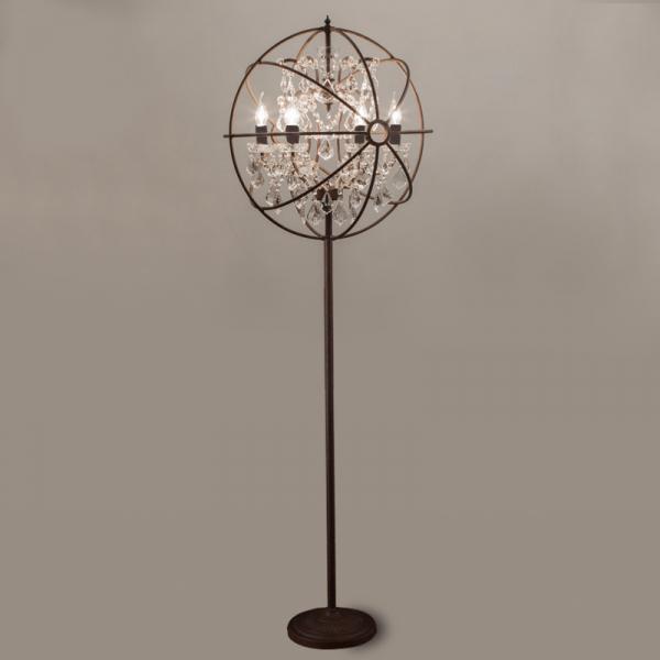 Торшер Foucault's Orb Crystal-0