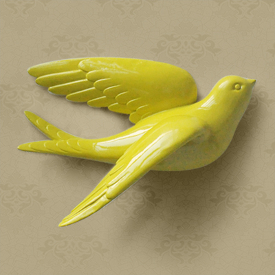 Настенный декор Gulls-8606