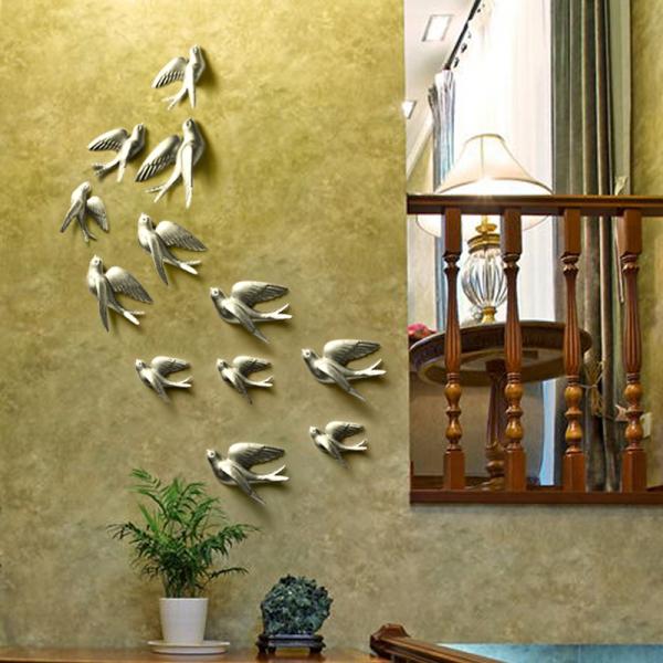 Настенный декор Gulls-8602