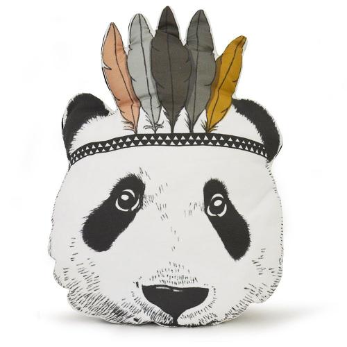 Подушка Panda Indian-0