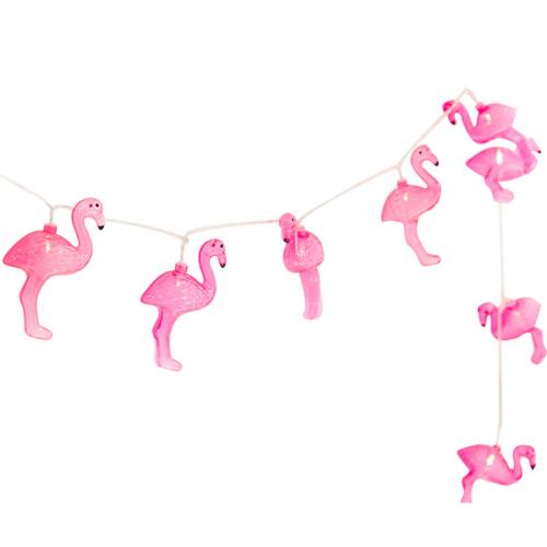 Гирлянда Flamingo-0