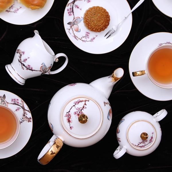 Чайный сервиз Charming-9755