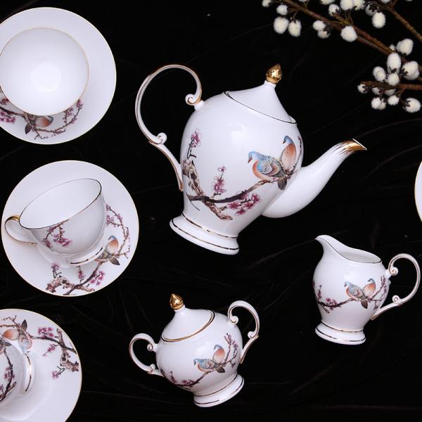Чайный сервиз Charming-0