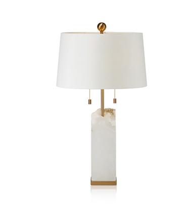 Настольная лампа White Obelisk-0